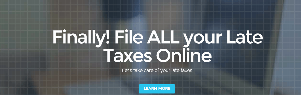 late taxes