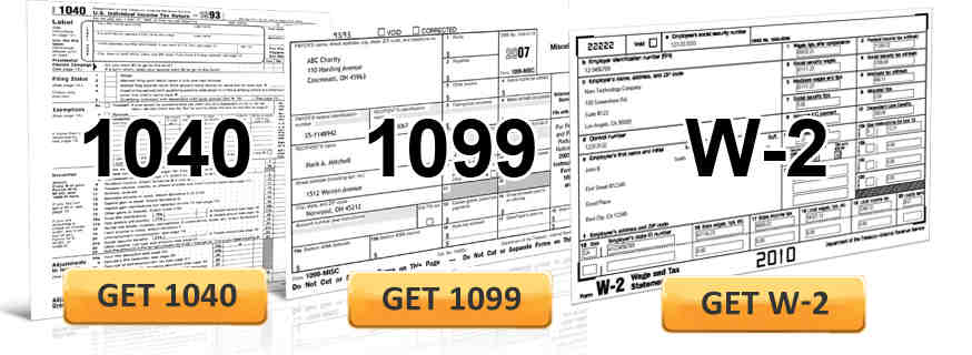 Missing Forms Filelate Late Tax Filing